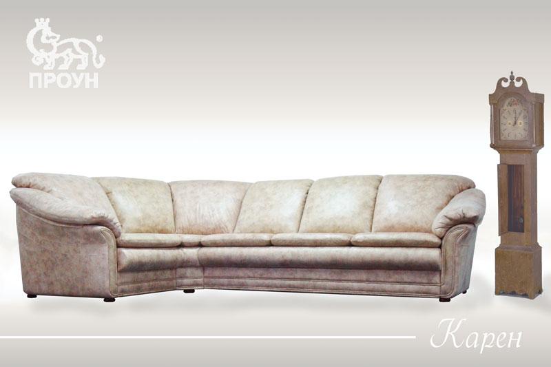 Мягкая мебель угловая цена фото